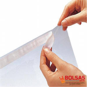 Bolsas Plastico Adhesivas